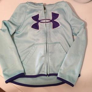 5/$25 SALE.  Under Armour Hoodie - toddler 5